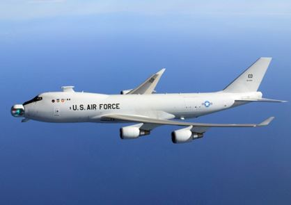 Air Force Airborne Laser (Boeing 747)