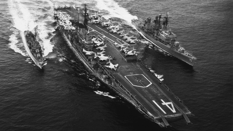 USS Midway Carrier Group